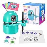 InLoveArts Robot de Dibujo Inteligente para Pintar, Incluye 4 Libros / 38 Tarjetas / 2 bolígrafos, certificación CE, Juguete Robot Capaz de Mejorar Las Habilidades de Escritura de los niños