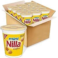 12-Pack Nilla Wafers Mini Vanilla Wafer Cookies