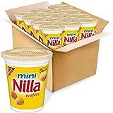 Nilla Wafers Mini Vanilla Wafer Cookies, 12 - 2.25 oz Go-Paks