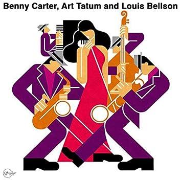 Benny Carter, Art Tatum and Louis Bellson