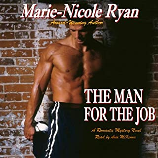 The Man for the Job audiobook cover art