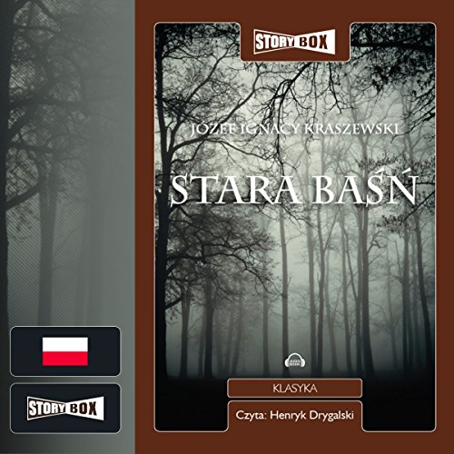 Stara basn audiobook cover art