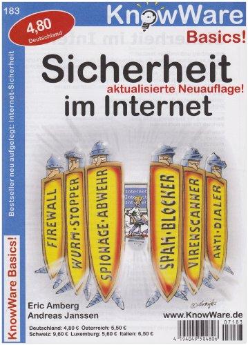 Sicherheit im Internet: Schütze Dich vor Bedrohungen aus dem internet