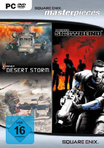 Square Enix Masterpieces - Conflict: Desert Storm + Project: Snowblind [Edizione: Germania]