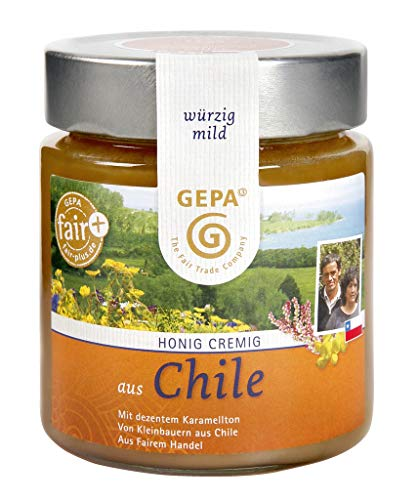 Gepa - Chile Honig cremig - 500g