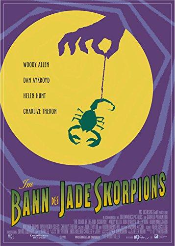 Im Bann des Jade Skorpions (2001) | original Filmplakat, Poster [Din A1, 59 x 84 cm]