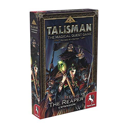 Pegasus Spiele 56201E - Talisman - The Reaper (Expansion)