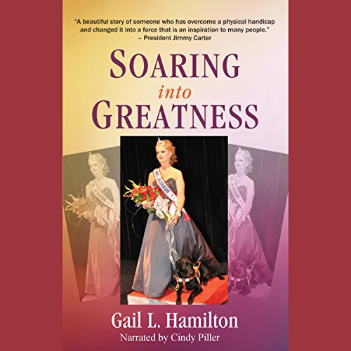 Soaring into Greatness audiobook cover art