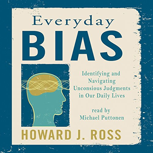 Everyday Bias audiobook cover art
