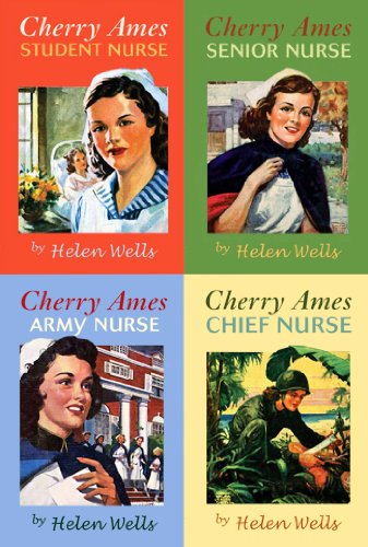 Cherry Ames Set, Books 1-4 (Cherry Ames Nurse Stories) (English Edition)
