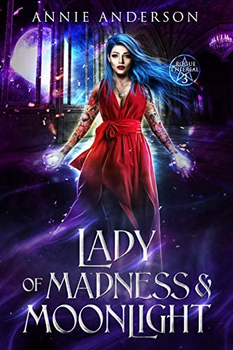 Lady of Madness Moonlight Rogue Ethereal Book 3 product image