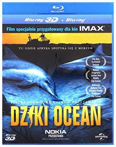 Wild Ocean [Blu-Ray 3D] [Region B] (English audio. English subtitles)