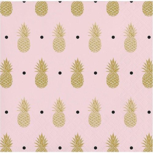 Creative Converting 332537 16 ananas bruiloft folie stempel partij 5