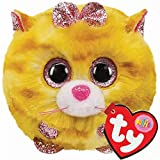TY 42507 Tabitha Cat Puffies Katze Plüschtier, Mehrfarbig