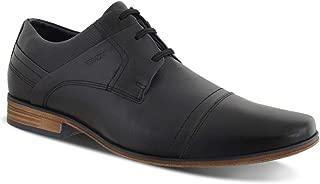 Sapato Derby, Ferracini, Masculino, Cervo Primer Black