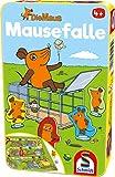 [page_title]-Schmidt Spiele Mouse TV 51405 Maus, Mausefalle in Metalldose, Reisespiel, grün