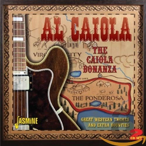 Price comparison product image The Caiola Bonanza - Great Western Themes And Extra Bounties