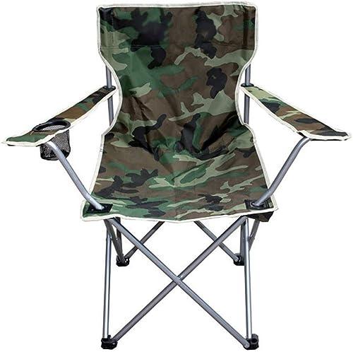 OLT Tabouret de Chaise de pêche Se Pliant Compact en Plein air avec Sac de Transport for Chaise de Plage de Camping