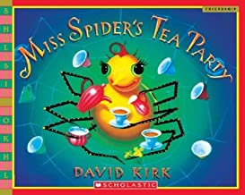 Miss Spider's Tea Party by David Kirk (February 01,2007)