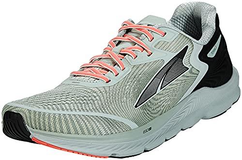 ALTRA Women's AL0A547X Torin 5 Road Running Shoe, Gray/Coral - 9 M US