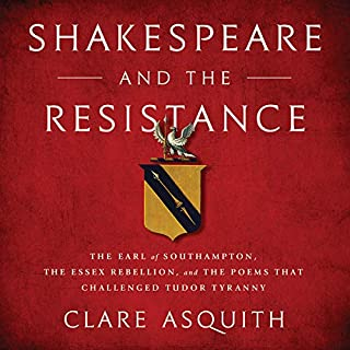 Shakespeare and the Resistance cover art
