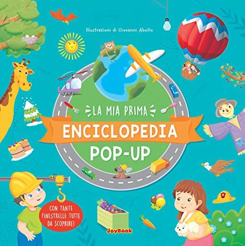 La mia prima enciclopedia pop-up