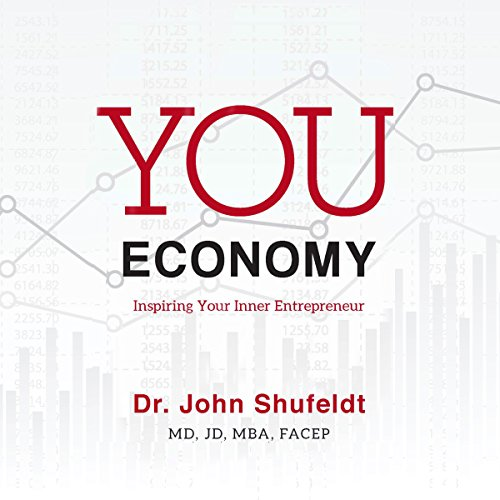 You Economy audiobook cover art