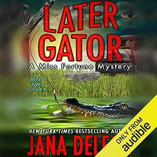 Later Gator audiobook cover art