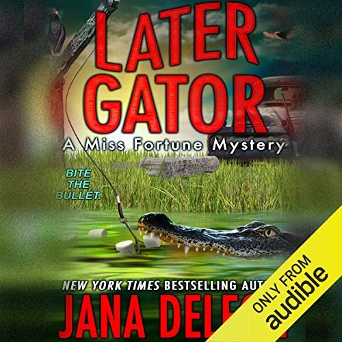 Couverture de Later Gator