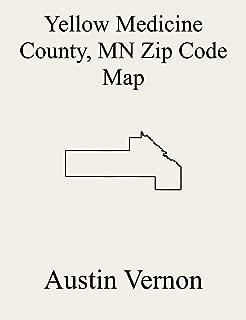 Yellow Medicine County, Minnesota Zip Code Map: Includes Canby, Echo, Echo, Friendship, Granite Falls, Hammer, Hazel Run, Lisbon, Norman, Oshkosh, Porter, ... Hazel Run, Minnesota Falls, Omro, Siou