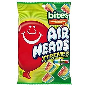 AirHeads Xtreme Bites Rainbow Berry Party 6oz