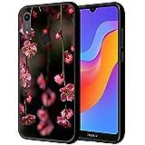 MTT Designer Floral Printed Hard Back Case Mobile Cover for Honor 8A (D1140)