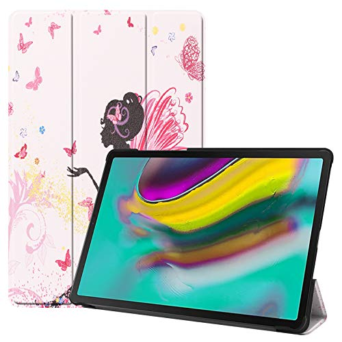 Lobwerk Case fur Samsung Galaxy Tab S5e SM T720 105 Zoll Schutzhulle Tasche mit Standfunktion und Auto SleepWake Funktion