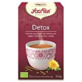 Yogi 2242 - Tea Infusión Aryuvedica Détox con 17 bolsitas,