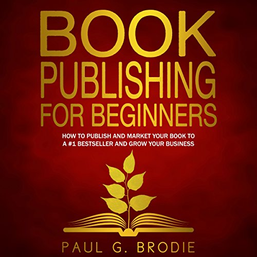 Book Publishing for Beginners cover art