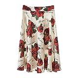 baskuwish Women's Novelty Skirts
