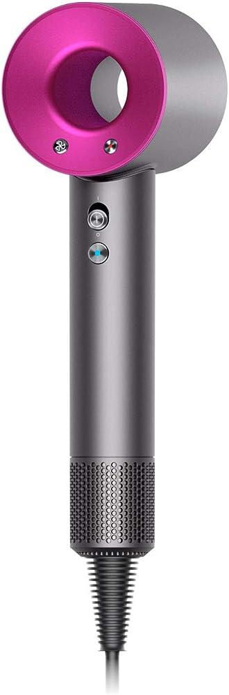 Dyson supersonic, asciugacapelli set regalo 306002-01