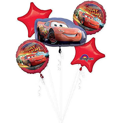 Mayflower Products WWE Balloon Bouquet