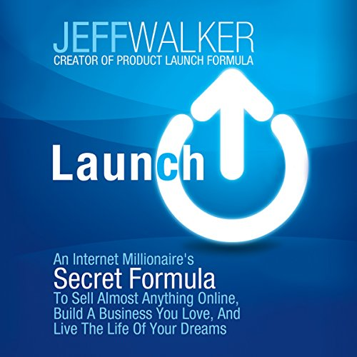Launch     An Internet Millionaire's Secret Formula to Sell Almost Anything Online, Build a Business You Love, and Live the Life of Your Dreams              Written by:                                                                                                                                 Jeff Walker                               Narrated by:                                                                                                                                 Patrick Lawlor                      Length: 7 hrs and 12 mins     13 ratings     Overall 4.8