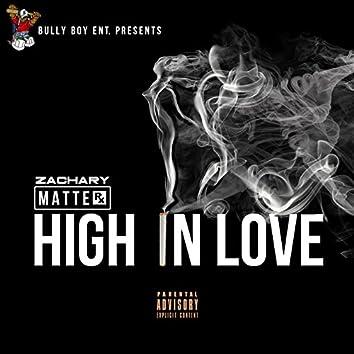 High in Love - Single