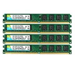 DUOMEIQI 8GB Kit  4 X