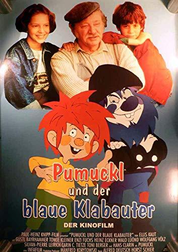 Pumuckl und der blaue Klabauter - Filmoster A1 84x60cm gerollt (3)
