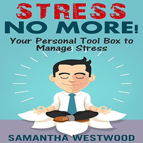 Stress No More! audiobook cover art