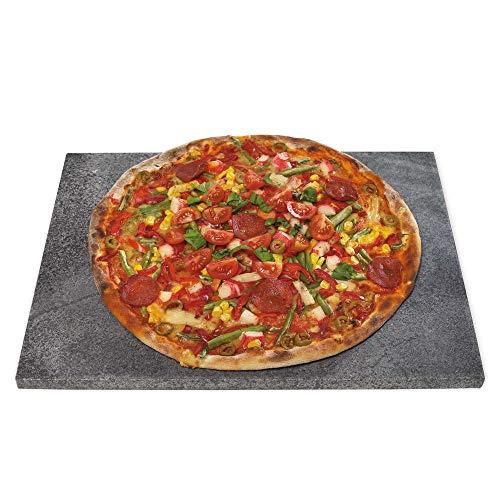 Weber 17069 Pizzastein rechteckig, 30x44 cm