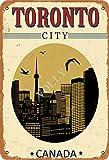 Volly Toronto City Canada Retro verhindern Blendung