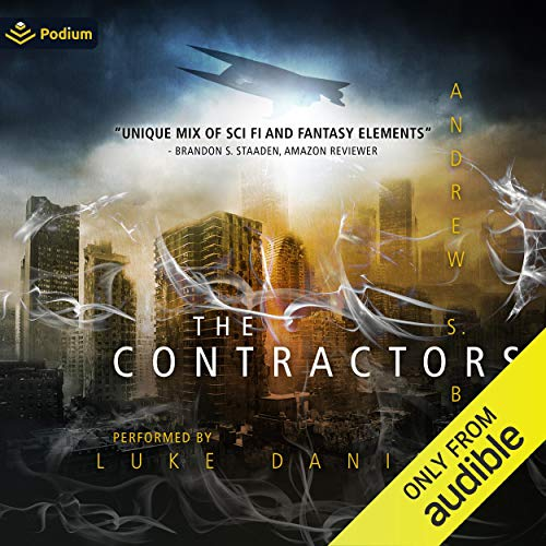 Contractor cover art