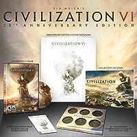 Sid Meier's Civilization VI 25th Anniversary Edition - PC 【北米版】