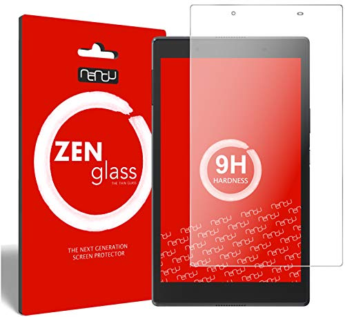 ZenGlass nandu I Flexible Glass Film compatible with Lenovo Tab4 8 TB-8504F I Screen Protector 9H