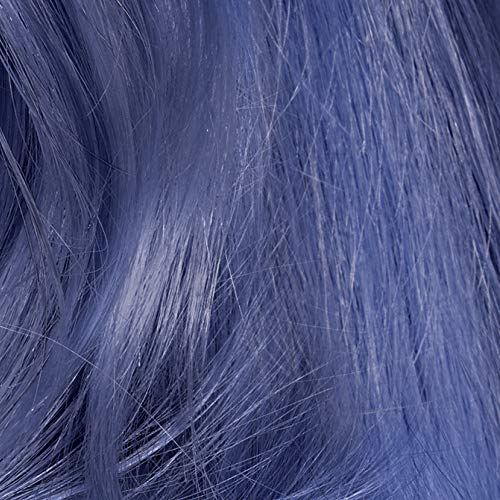 L'Oreal Paris Colorista Semi-Permanent Hair Color for Light Bleached or Blondes, Indigo