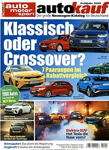 auto motor sport Autokauf 2/2020